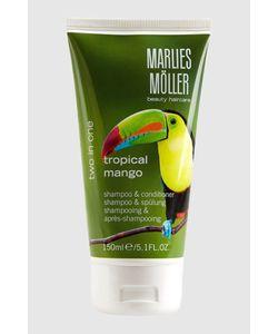 Marlies Moller   Шампунь-Кондиционер Тропический Манго 150ml