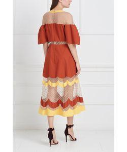 Tata Naka | Платье С Контрастными Элементами
