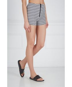 Lisa Marie Fernandez | Шорты В Полоску Bws Zip Stripe Short