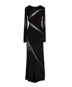 Emilio Pucci | Вечернее Платье С Геометрическими Линиями