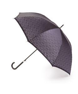 Henry Backer | Зонт-Трость Автомат Черная Лилия
