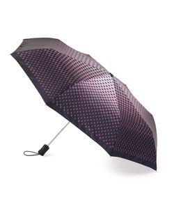 Henry Backer | Зонт Aвтомат Лиловый Горох