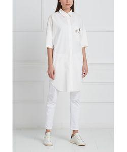 MO&Co   Хлопковая Рубашка