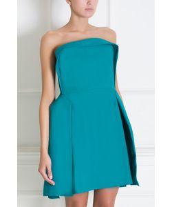 Delpozo   Платье-Бюстье