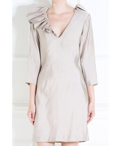 Ruffian | Шелковое Платье Byrdie