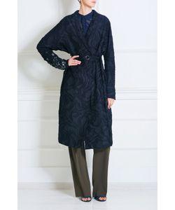 Damir Doma | Пальто Из Шелка И Хлопка Cristy