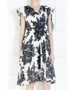 Thakoon | Платье Из Шелка И Хлопка