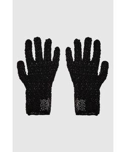 Alaïa | Перчатки Из Хлопка С Шелком