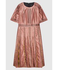 Burberry | Шелковое Платье