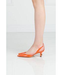 Brian Atwood   Кожаные Туфли