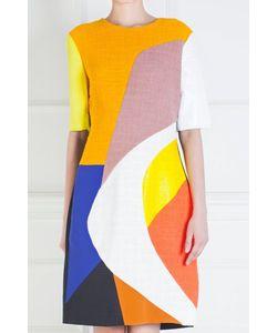 ROKSANDA | Платье Из Хлопка И Вискозы