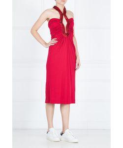 Azzaro | Платье Из Вискозы