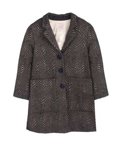 Roksanda Ilincic Blossom (Kids)   Шерстяное Пальто