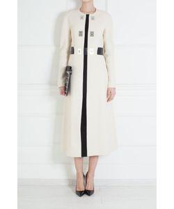Proenza Schouler | Пальто Из Вискозы И Хлопка