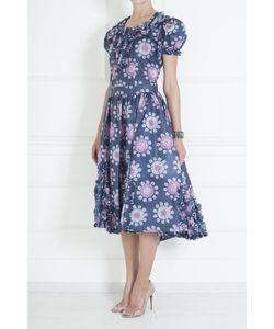 Comme Des Garcons | Платье Из Полиэстера
