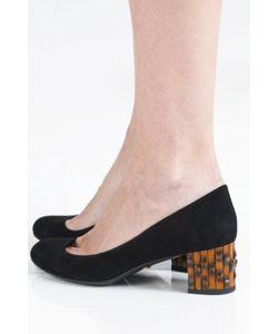 Gucci | Замшевые Туфли