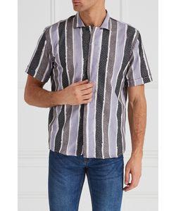 Versace Collection   Рубашка В Полоску