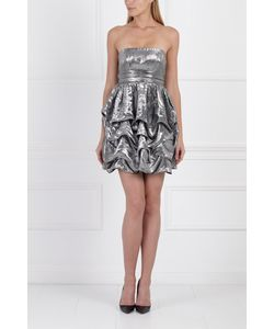 Jay Ahr | Платье Из Вискозы И Шелка