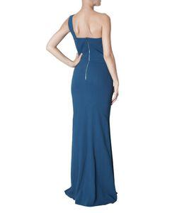 Roland Mouret | Асимметричное Платье В Пол