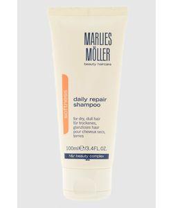Marlies Moller   Восстанавливающий Шампунь Для Волос Volume 100ml