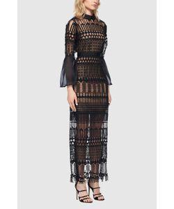 SELF-PORTRAIT   Кружевное Платье