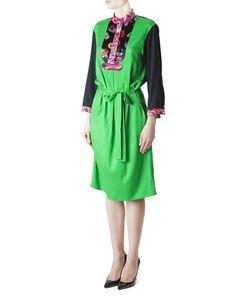 Duro Olowu | Зеленое Платье С Длинными Рукавами