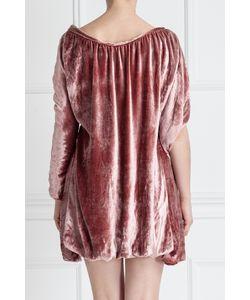 Michael Van Der Ham | Платье Из Вискозы И Шелка