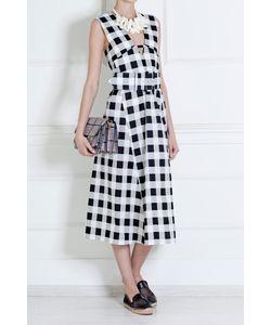 Derek Lam | Платье Из Нейлона И Шелка