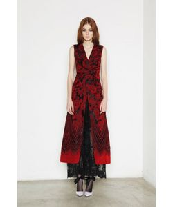 Alessandra Rich | Шелковое Платье