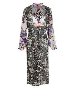 Duro Olowu | Платье С Длинным Рукавом И Принтом