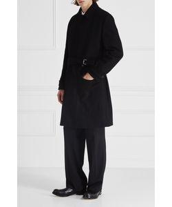 Kris Van Assche | Однобортное Пальто