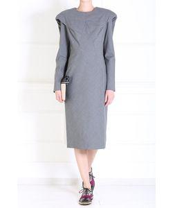 Zac Posen | Шерстяное Платье