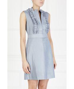 Gucci | Кожаное Платье