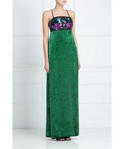 Delpozo | Платье В Пол