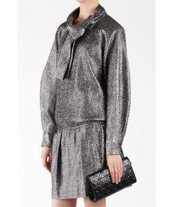 Marc Jacobs | Платье Из Шерсти И Шелка