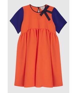 Roksanda Ilincic Blossom (Kids)   Шерстяное Платье