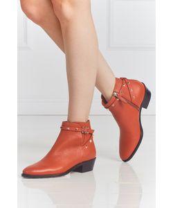 Valentino | Кожаные Ботинки