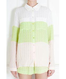 Tzipporah   Шелковая Рубашка
