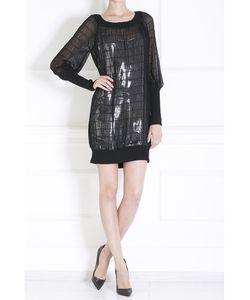 Irfe | Шелковое Платье Smokee
