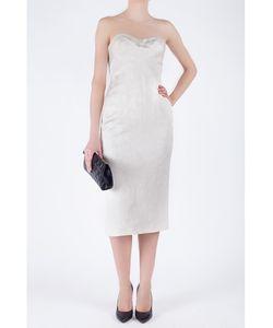 L\'Wren Scott | Платье Из Шелка И Вискозы