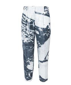 Diane Von Furstenberg | Брюки Naples Ankle Sequins