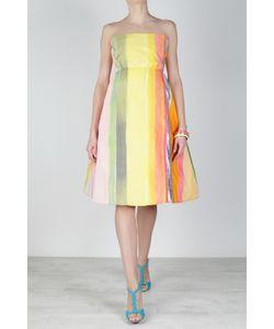 Issac Mizrahi | Шелковое Платье