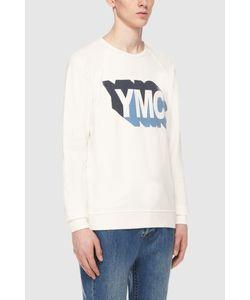 YMC   Хлопковый Свитшот