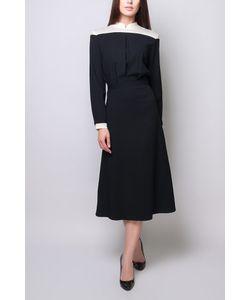 Poustovit | Платье С Контрастными Элементами