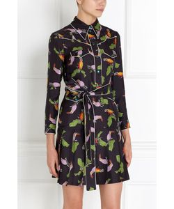 Gucci | Шелковое Платье