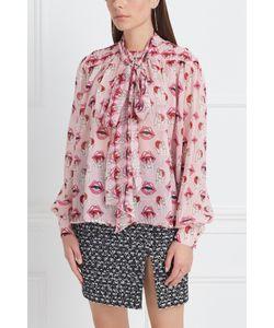 GIAMBA | Шелковая Блузка