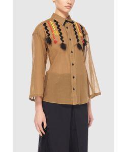 Toga Pulla | Блузка С Вышивкой