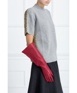 Rochas | Кожаные Перчатки