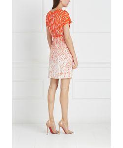 Diane Von Furstenberg | Платье Из Шелка