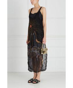 Rochas | Платье С Вышивкой